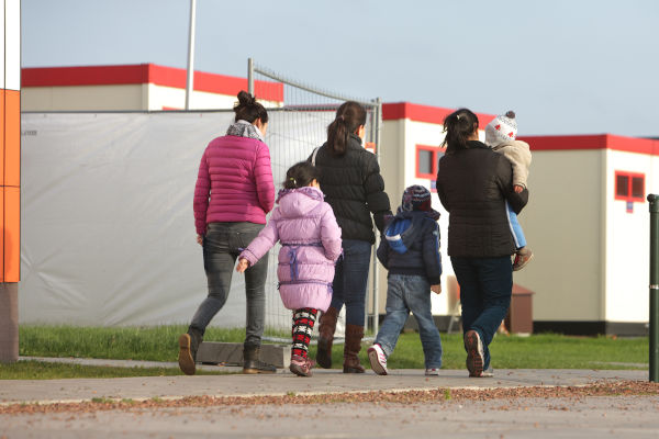 Raad van Europa over kwetsbare positie vluchtelingenkinderen