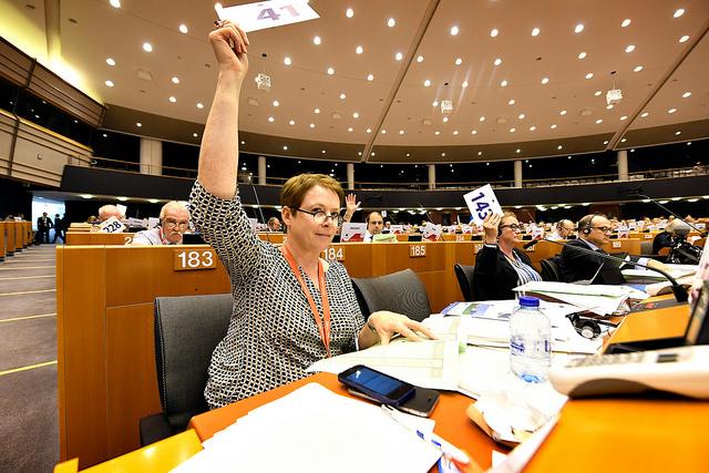 Europese subsidie: overleg ministerie van EZ en gemeenten