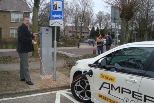 Overleg over goedkoper parkeren van schone voertuigen