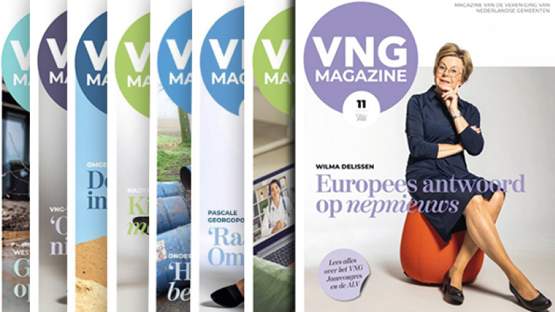 VNG Magazine covers