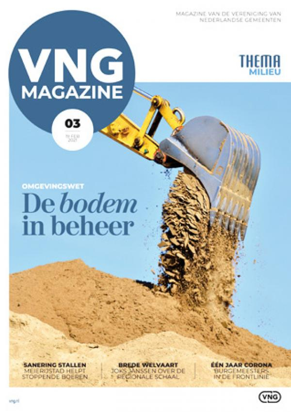 coverfoto VNG Magazine 3 - 2021